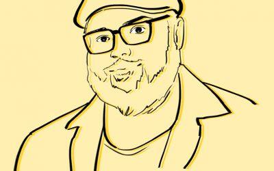Ontmoet de commissieleden van stripfonds 2020: Kenny Rubenis