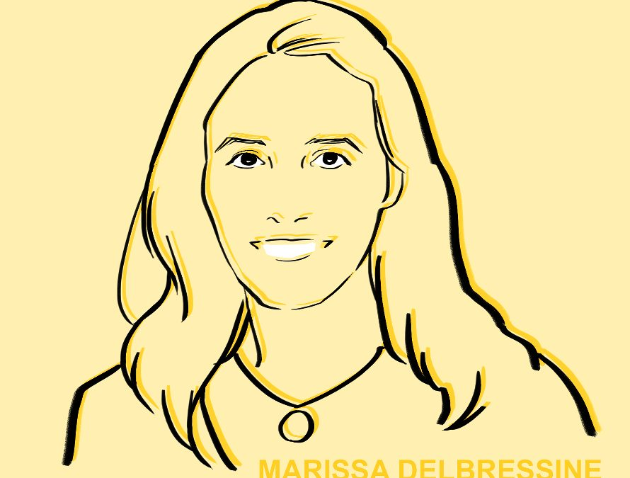 Ontmoet de commissieleden van stripfonds 2020: Melissa Delbressine