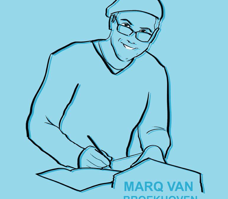 Ontmoet de commissieleden van stripfonds 2020: Marq van Broekhoven