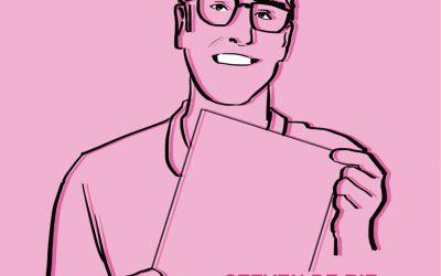 Ontmoet de commissieleden van stripfonds 2020: Steven de Rie